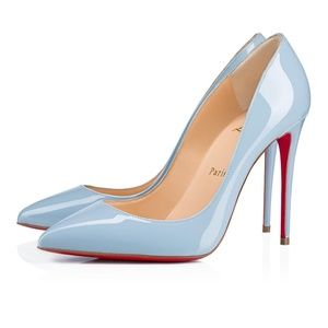 Christian Louboutin Pigalle Follies — Sky